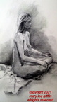 Seated Figure-Mel Session 2. 16x20-4-2016 002